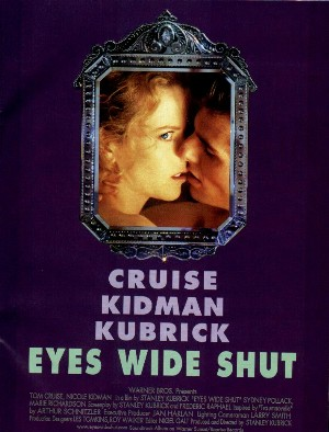 Cartel de Eyes Wide Shut