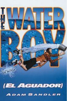 Cartel de The Waterboy (El aguador)