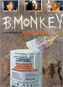 Cartel de B. Monkey