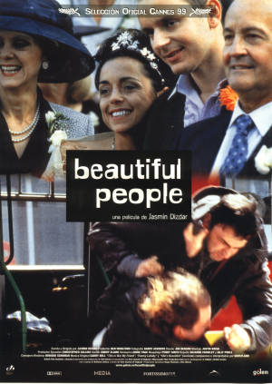 Cartel de Beautiful People