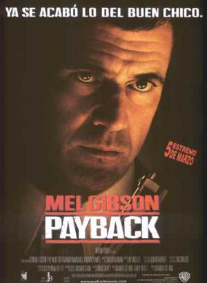 Cartel de Payback