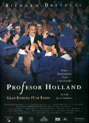 Cartel de Profesor Holland