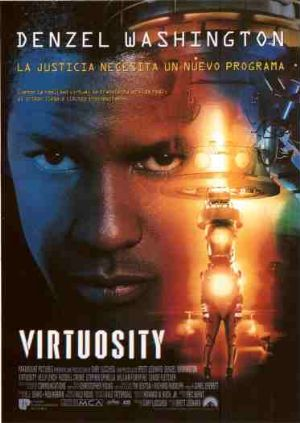 Cartel de Virtuosity