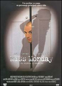 Cartel de Miss Monday