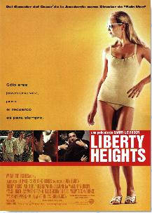 Cartel de Liberty Heights