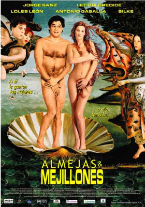 Almejas y mejillones