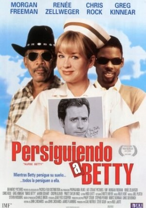 Cartel de Persiguiendo a Betty