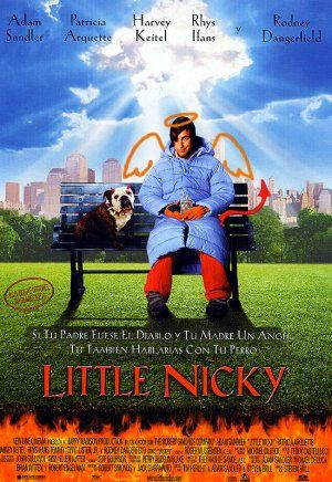 Cartel de Little Nicky