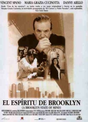 Cartel de El espíritu de Brooklyn
