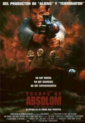 Cartel de Escape de Absolom