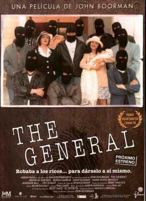 Cartel de El General