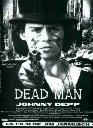 Cartel de Dead Man