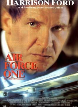 Cartel de Air force one