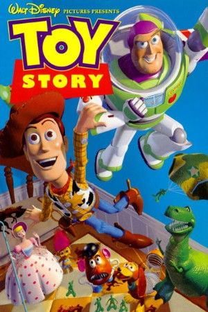 Cartel de Toy Story