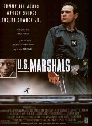 Cartel de U.S. Marshals