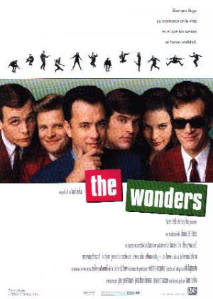Cartel de The Wonders
