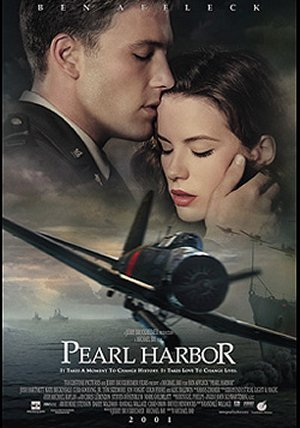 Cartel de Pearl Harbor