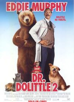 Cartel de Dr. Dolittle 2