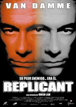 Cartel de Replicant