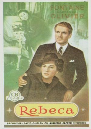 Cartel de Rebeca