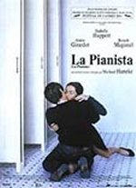 Cartel de La pianista