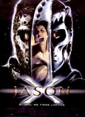 Cartel de Jason X