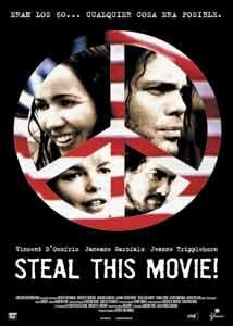 Cartel de Steal this movie!