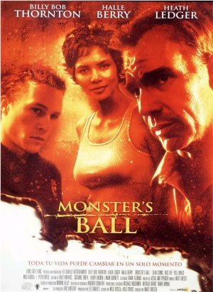 Cartel de Monster's ball