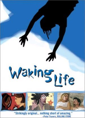 Cartel de Waking life