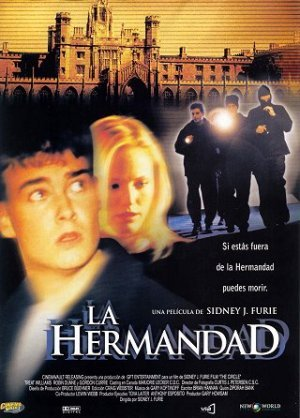 Cartel de La hermandad