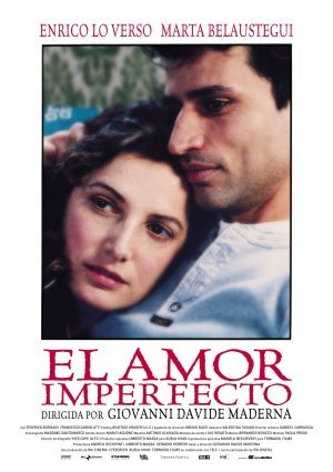 Cartel de El amor imperfecto