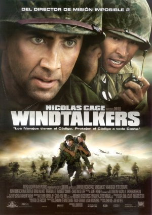 Cartel de Windtalkers