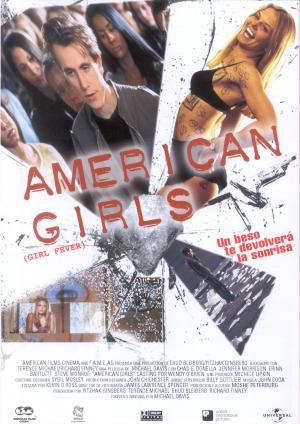 Cartel de American girls