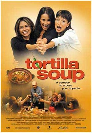 Cartel de Tortilla Soup