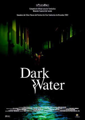 Cartel de Dark water