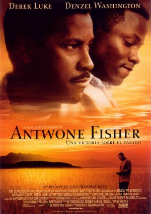 Cartel de Antwone fisher