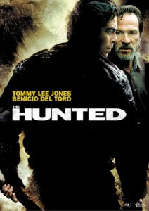 Cartel de The hunted (La presa)
