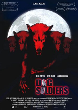 Cartel de Dog soldiers