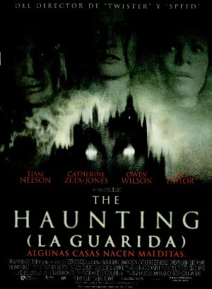 Cartel de The Haunting (La guarida)