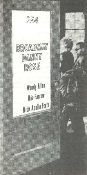 Cartel de Broadway, Danny Rose