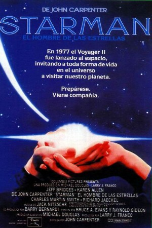 Cartel de Starman