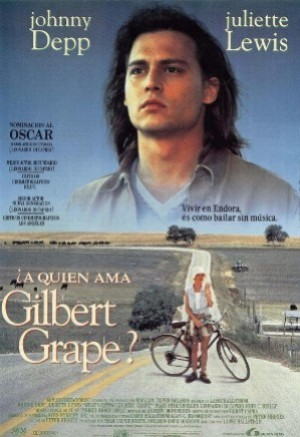 Cartel de ¿A quién ama Gilbert Grape?