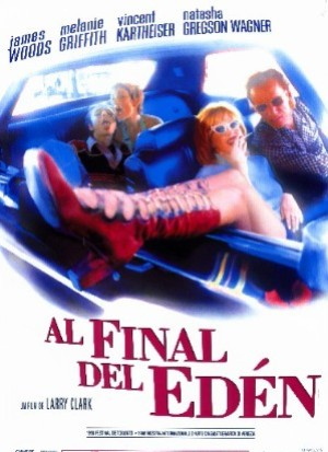 Cartel de Al final del Edén
