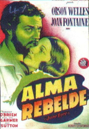 Cartel de Alma rebelde
