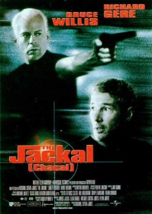 Cartel de The Jackal (Chacal)