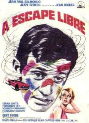 Cartel de A escape libre