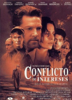 Conflicto de intereses