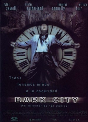 Cartel de Dark City