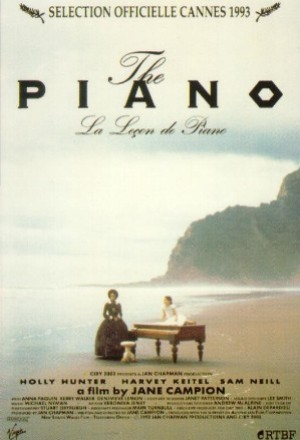 Cartel de El piano