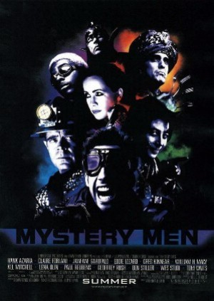 Cartel de Mistery men